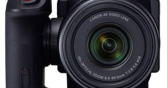 Canon XC 10 — filmagem em 4K com corpo compacto
