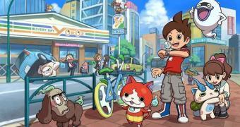 Nintendo trará Yo-Kai Watch para o ocidente