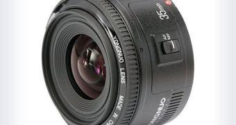 Yongnuo 35mm f/2 para Canon — a invasão chinesa