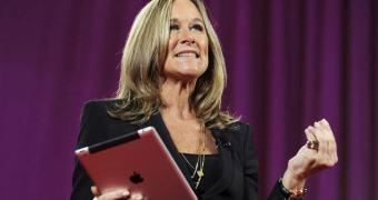 Angela Ahrendts, da Apple, é a mulher mais bem paga dos Estados Unidos