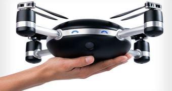 Lily — um drone para chamar de seu