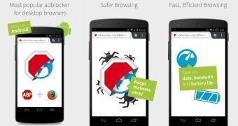 AdBlock Plus lança seu próprio browser para Android