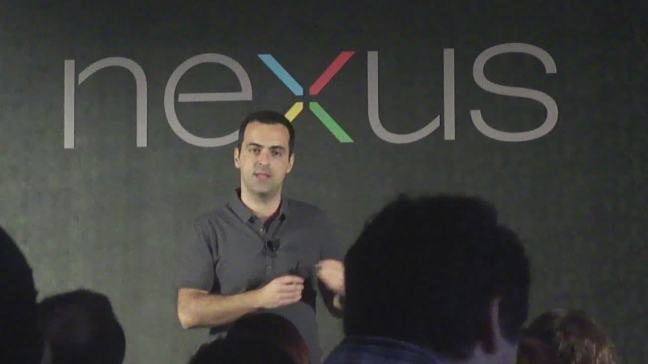Hugo Barra, VP de Android