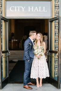 Ten City Hall Wedding Tips  Melanie Duerkopp