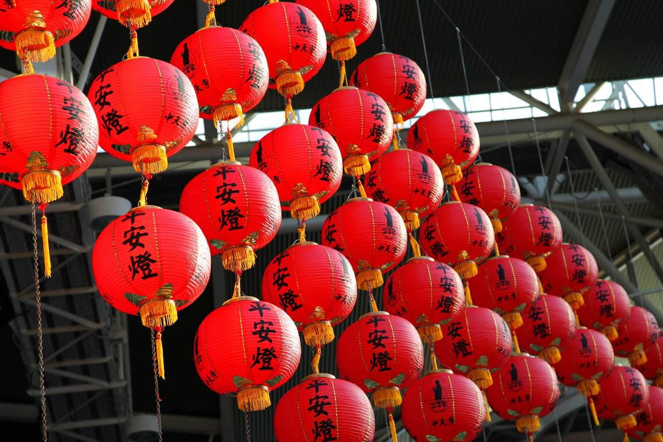 Paper Lanterns Melbourne Chinese New Year 2019 Dates Dragon Dance Fireworks Melbourne