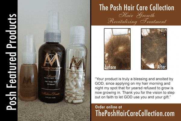 You may purchase this on the website or at any of our locations. Clients are experiencing rapid hair growth in a matter of months.Place your order today and experience what everyone else is experiencing: instant hair growth at its best. UNISEX. ALL NATURAL. ALL ORGANIC. DOES NOT INTERFERE WITH ANY OTHER MEDICATION. IT'S A GREAT MAINTENANCE PRODUCT WHILE WEARING ANY TYPE OF EXTENSION.