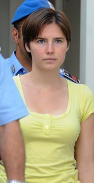 Amanda Knox, study abroad student
