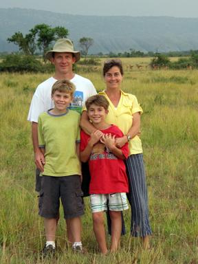wagners in Uganda