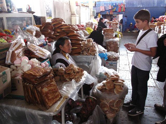 Carrie Wagner family sabbatical Peru S. America