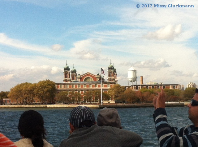 More than 100 million American can claim ancestors who came through Ellis Island Beginning in 1892, the majority - some 12 million - took their first steps toward becoming a US American.  Today, it is a memorial to all who have made this country their home.