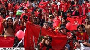Cuenca fans! (Courtesy of
