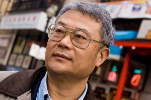 Author Ha Jin