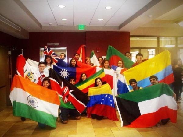"FSU Student Organization ""InternatioNole"", Tallahassee, Florida, USA"