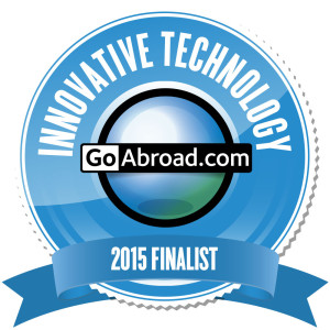 Go Abroad Innovative Technology Finalist