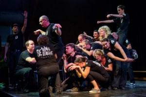 Be'Ding BeDingue, Théâtre d'improvisation