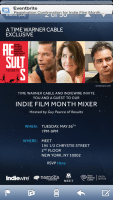 Indie Film Month Mixer