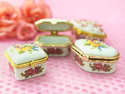 Souvenir Pernikahan Tempat Perhiasan Kecil