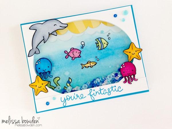 Ocean Critters - Melissa Bowden