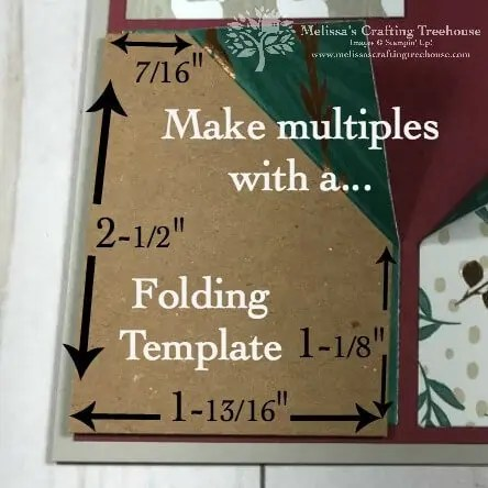 Unique Card Folds for Christmas - Melissa\u0027s Crafting Treehouse