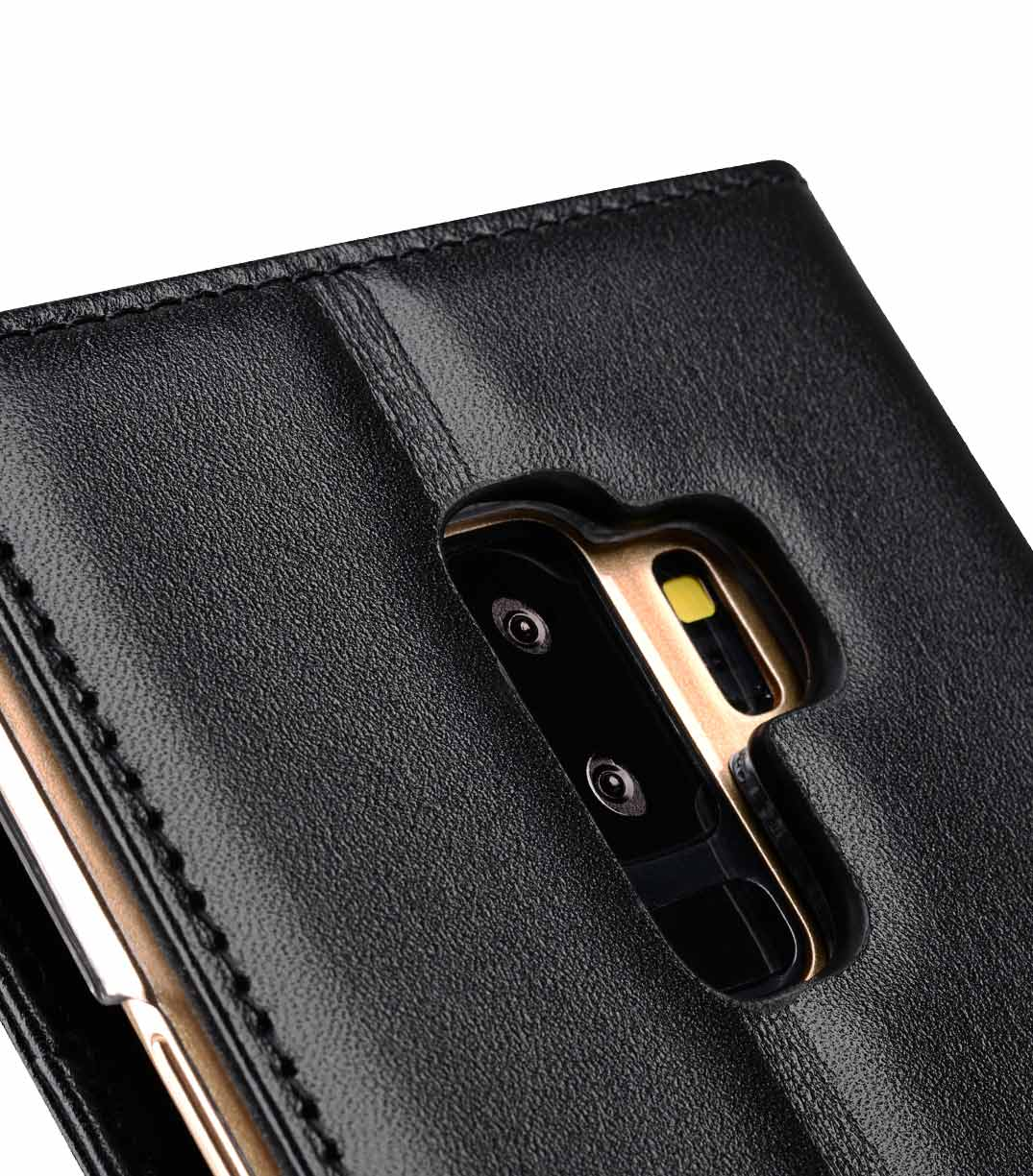 S8 Plus Book Case Premium Leather Case For Samsung Galaxy S9 Plus Wallet