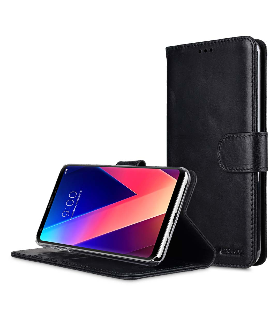 S8 Plus Book Case Lg V30 Case Mobile Cases Cellphone Case Genuine Leather