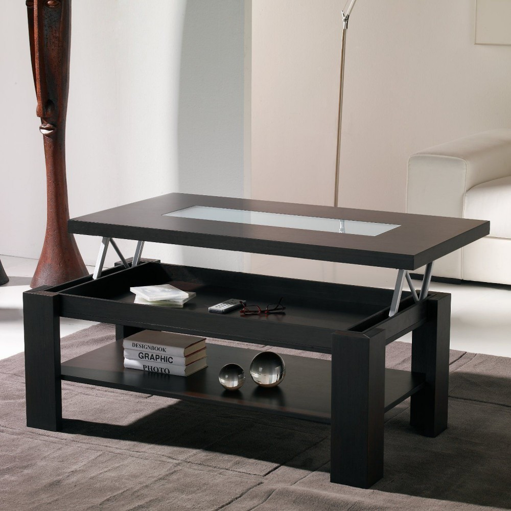 Table Basse Relevable Fly Gamboahinestrosa - Tables De Salon Chez Fly