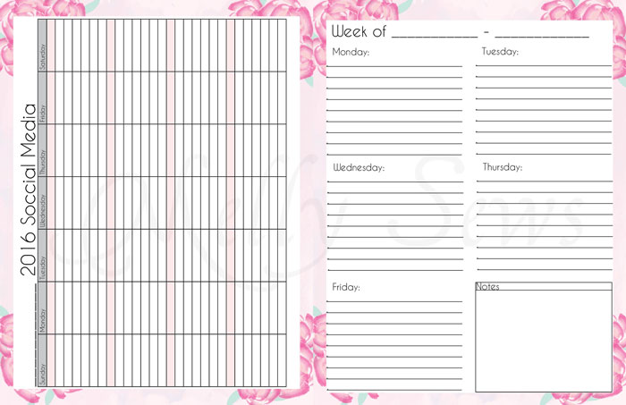 Calendar Year Out Of Pocket Out Of Pocket Maximums Per Calendar Year Including 2016 Diy Planner Blog Planner Free Printable Pages