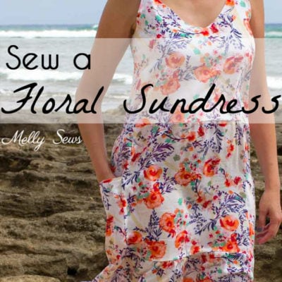 Sewing Tutorials by Melly Sews