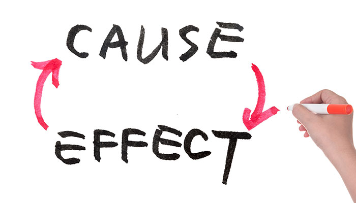 Cause and Effect - Melody Beattie