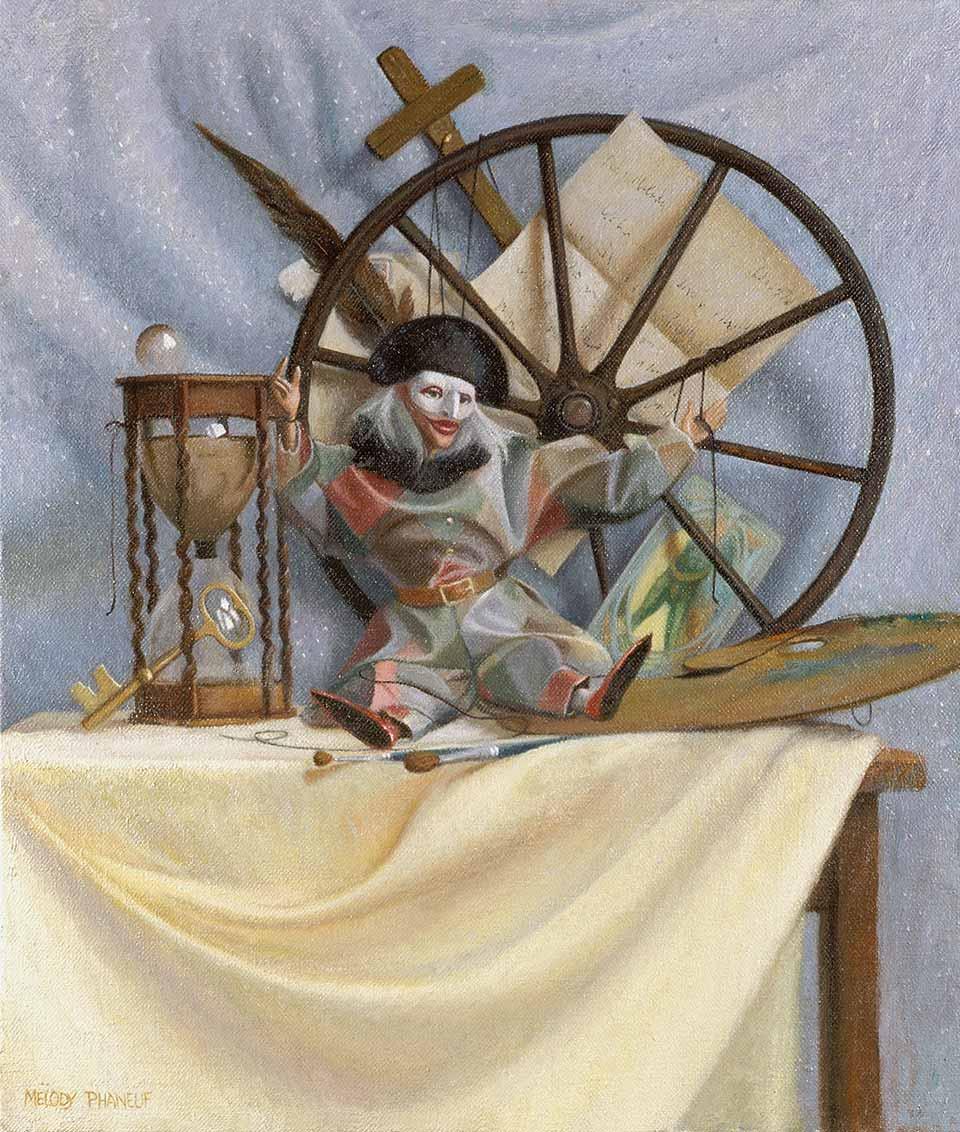 337-Fullness-of-Time-still-life-symbolic-painting