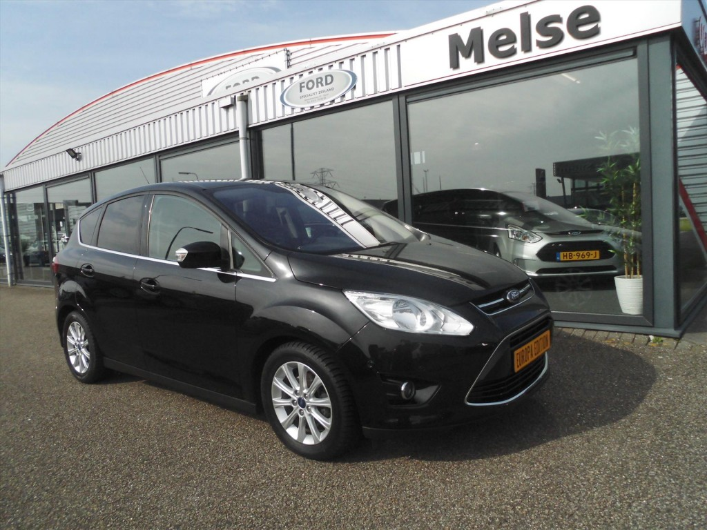 Ford C-max 1.6 Tdci Auto Melse Occasion Outlet Goes Ford C Max 1 6 Tdci