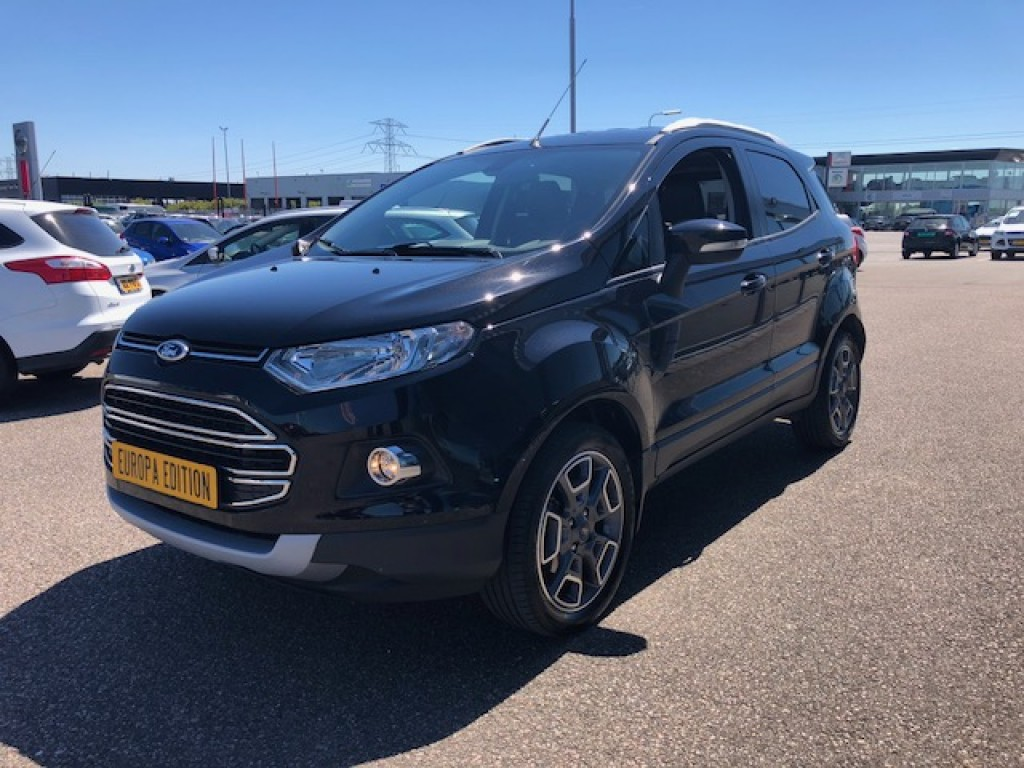 Private Lease Automaat Auto Melse Occasion Outlet Goes Ford Ecosport 1 5 Ti Vct