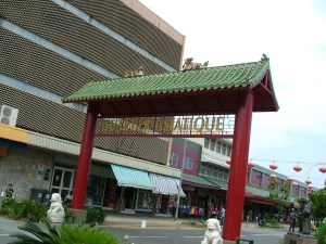 China Town in Noumea, New Caledonia