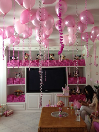 Hello Kitty Themed Bridal Shower