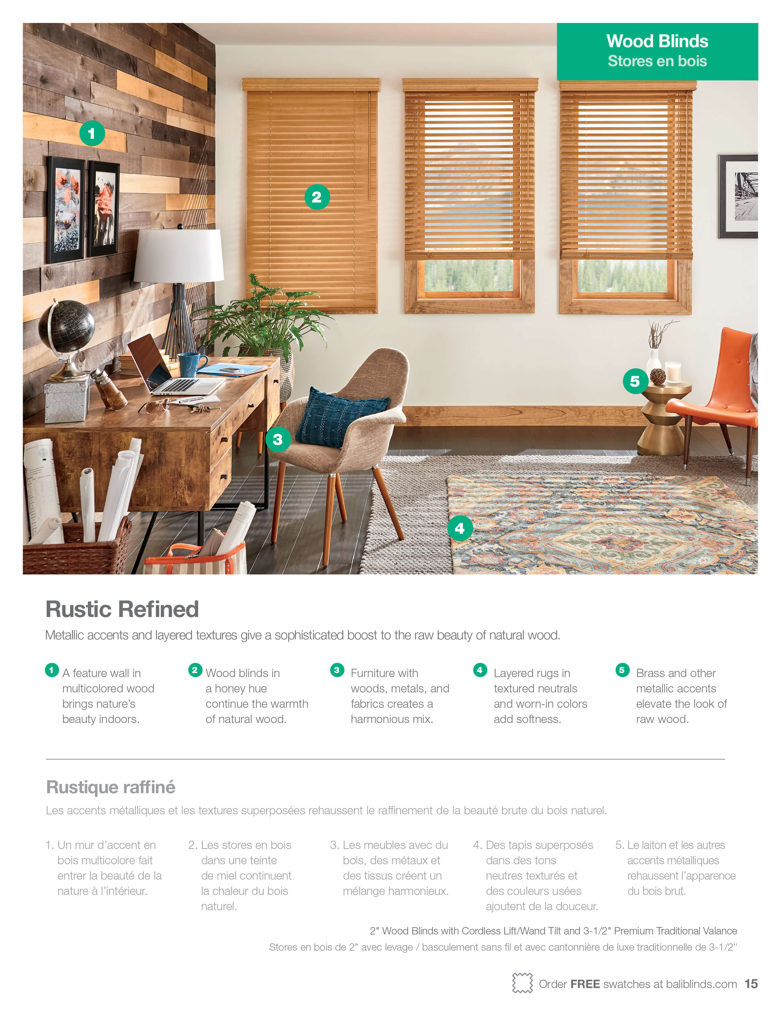 Meuble Accent Base De Lit Inspiration Catalog Costco Bali Blinds And Shades