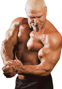 Scott Steiner's Freak Show - The Big Poppa Pump Workout DVD