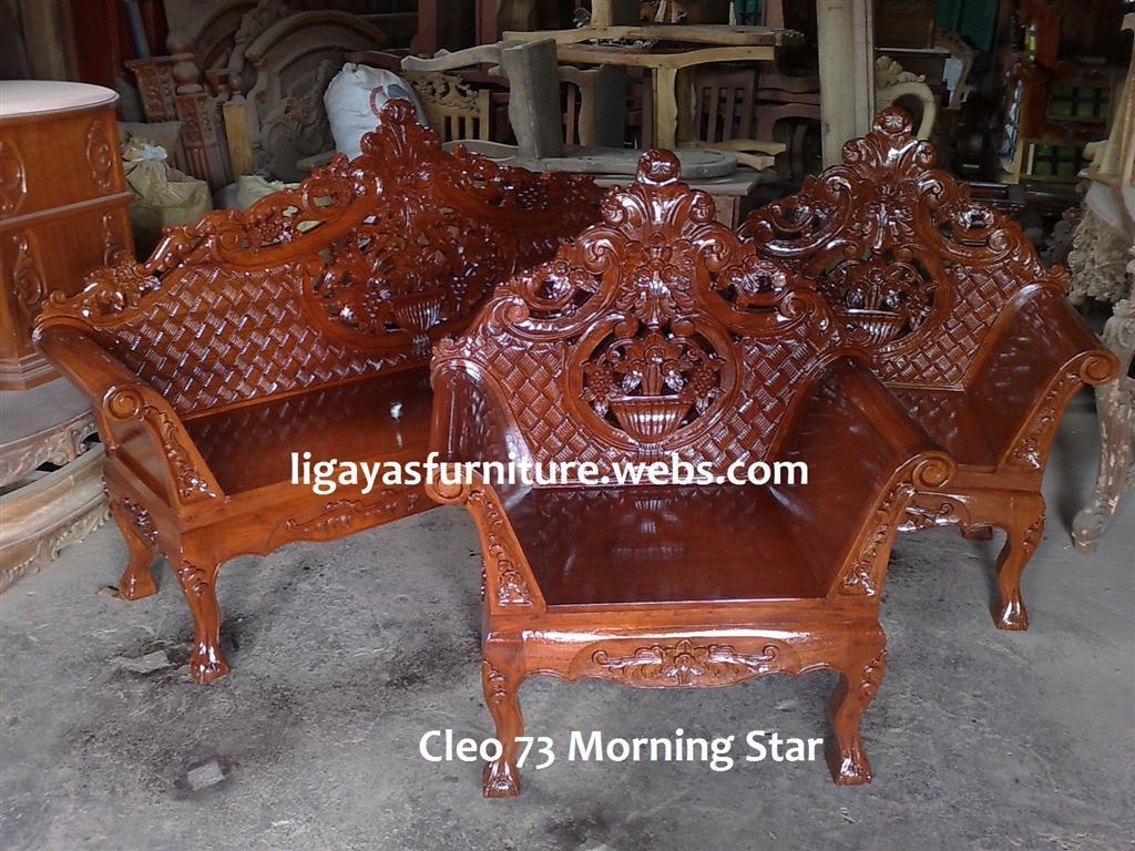 Antique Narra Sala Set Cleopatra Sala Set Any Design Standard Size Narra Wood