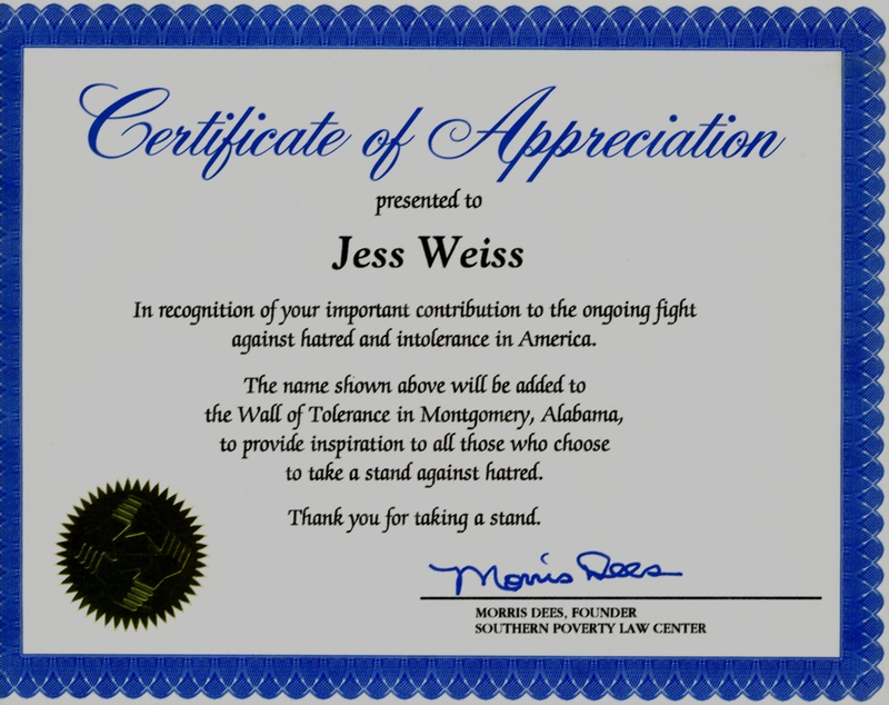 employee recognition wording