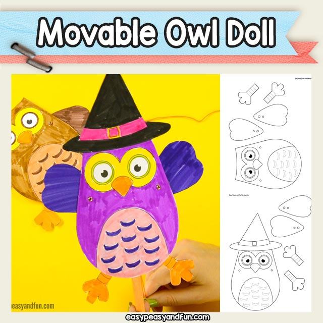 Printable Movable Paper Doll Template \u2013 Easy Peasy and Fun Membership - paper doll template