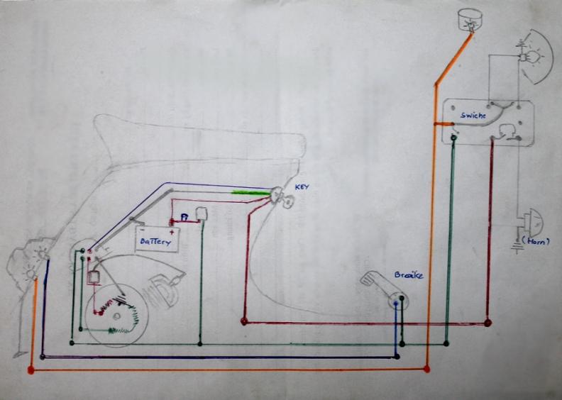 vespa wiring diagram modern vespa ducati cdi wiring diagram vespa px