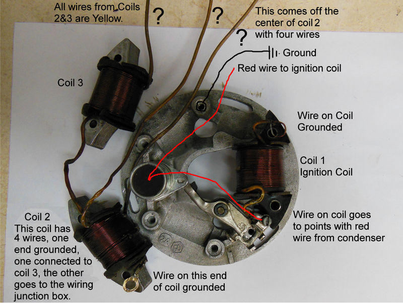 Yamaha 3 Wire Stator Wiring Diagram Electronic Schematics collections