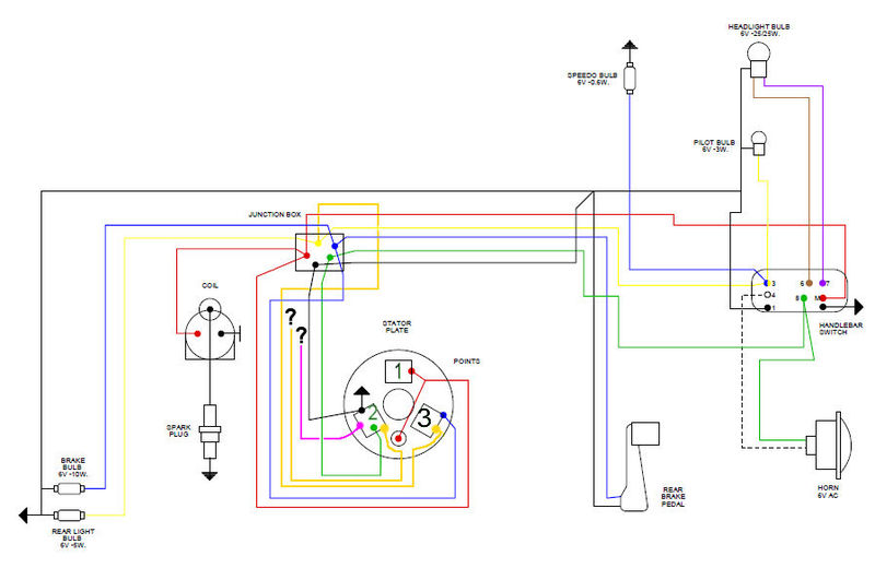 Vespa Wiring Diagram Wiring Diagram