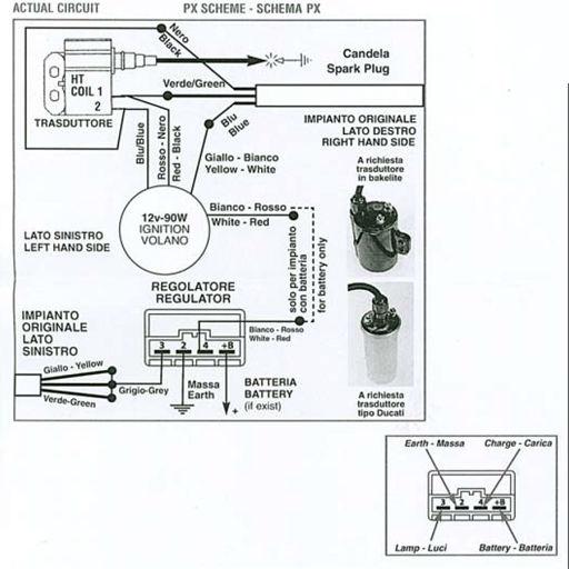 Modern Vespa  Vespatronic issues Please help