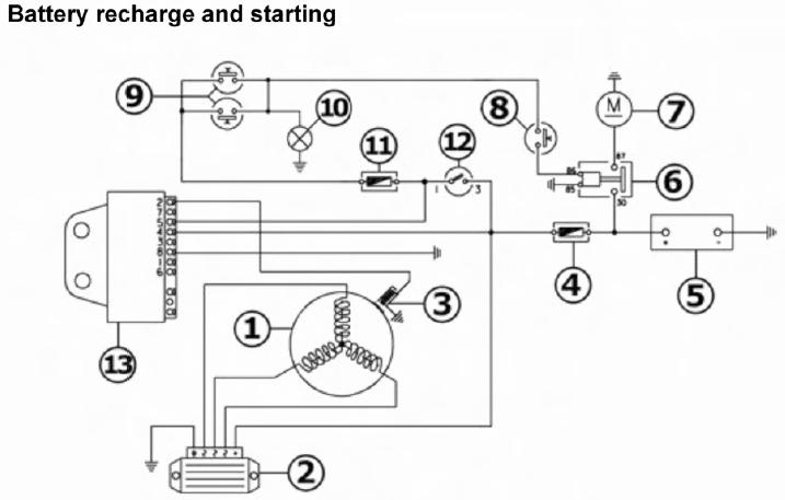 Vespa Lx 50 Wiring Diagram Control Cables  Wiring Diagram