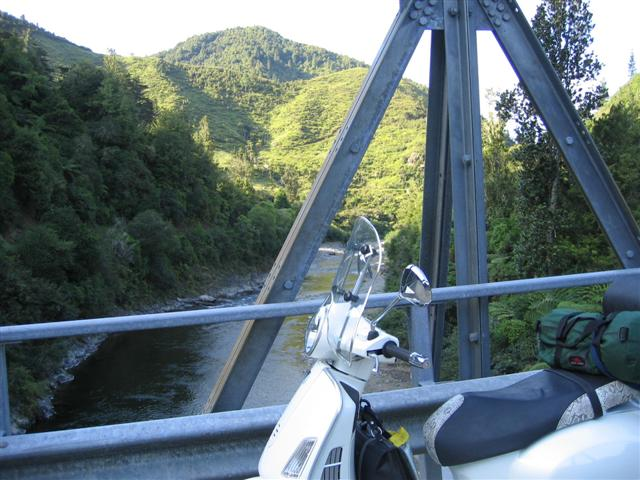 Modern Vespa Advice From Long Distance Vespa Riders