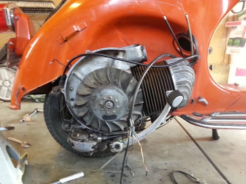 1980 Vespa P200e Wiring Diagram Modern Vespa P200e Engine In A 1980 Chetak Am I Nuts