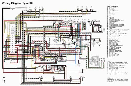 Porsche 928 Engine Diagram circuit diagram template