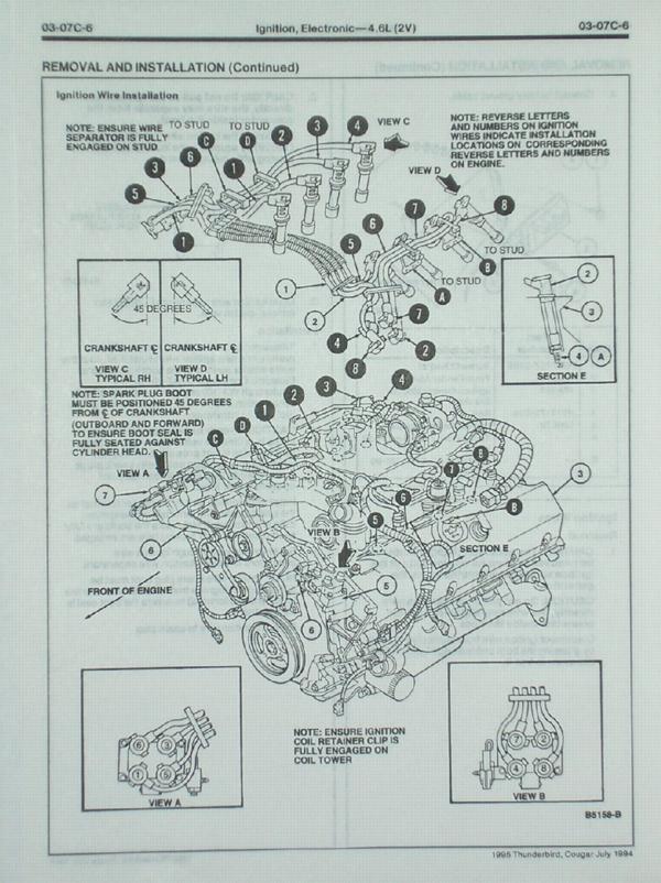 Ford 46 Coil Diagram Wiring Diagram