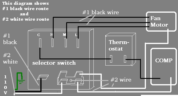 Thermostat Wiring For Ac Units - Wwwcaseistore \u2022