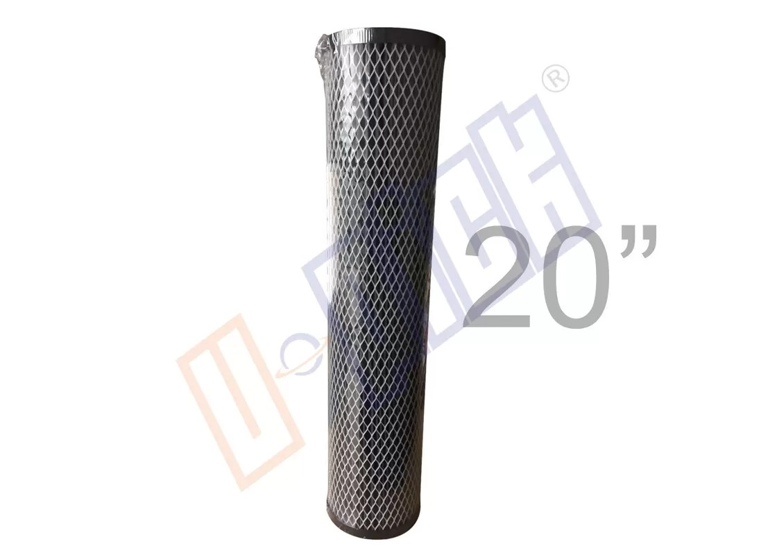 Carbon Water Filter System Iso Standard Activated Carbon Water Filter Cartridge For Post Ro